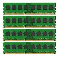 Kingston 8 GB (4x2GB) KVR1333D3N9/2G DDR3-1333 PC3-10600...