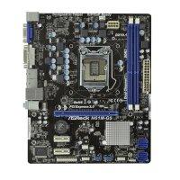 ASRock H61M-GS Intel H61 Mainboard Micro ATX Sockel 1155...