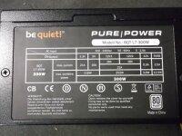 Be Quiet Pure Power L7-300W (BN103) ATX Netzteil 300 Watt...