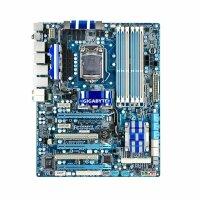 Gigabyte GA-P55-UD6 Rev.1.0 Intel P55 Mainboard ATX...