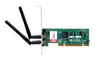 Longshine LCS-8031N1 300Mbits, 2.4 GHz PCI W-LAN Wireless...
