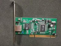Level One FNC-0109TX 100Base-TX LAN Adapter PCI   #32393