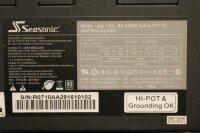 Seasonic SS-430GB Active PFC F3 ATX Netzteil 430 Watt 80+...