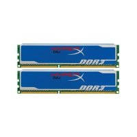 Kingston Hyper X blu. 4 GB (2x2GB) KHX1600C9AD3B1/2G...