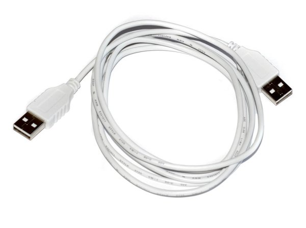 ASUS ROG Connect Kabel ca. 2m USB-A auf USB-A Weiss   #38541