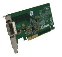 DELL FH868 DVI-Grafikdapter Add-In-Karte Sil 1364A PCI-E...
