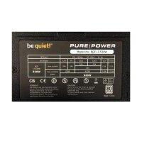 Be Quiet Pure Power L7 530W (BN106) ATX Netzteil 530 Watt...