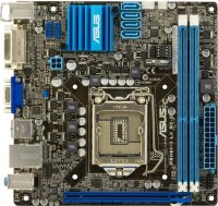ASUS P8H61-I LX R2.0 Intel H61 Mainboard Mini-ITX Sockel...