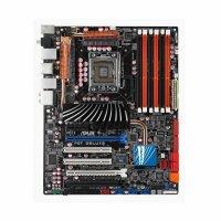 ASUS P6T Deluxe Intel X58 Mainboard ATX Sockel 1366   #29331