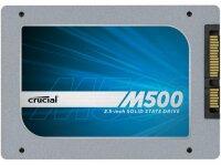 Crucial M500 240 GB 2.5 Zoll SATA-III 6Gb/s CT240M500SSD1...