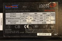 LC Power Silent Giant LC6550GP Ver 2.0 Green Power ATX...