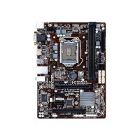Gigabyte GA-B85M-HD3G Rev.1.0 B85 Mainboard Micro ATX...