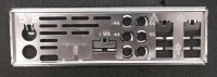 Abit IP35V Blende - Slotblech - IO Shield   #30621