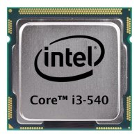 Intel Core i3-540 (2x 3.06GHz) SLBMQ CPU Sockel 1156...