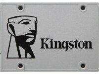 Kingston SSDNow UV400 120 GB 2.5 Zoll SATA-III 6Gb/s...