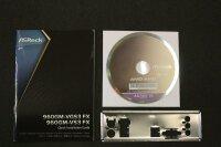 ASRock 960GM-VGS3 FX / 960GM VS3 FX Handbuch - Blende -...
