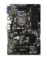 ASRock Z77 Pro3 Rev.1.04 Intel Z77 Mainboard ATX Sockel...