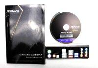 ASRock 970 Extreme3 R2.0 Handbuch - Blende - Treiber CD...