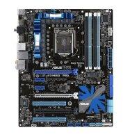 ASUS P7P55D Pro Intel P55 Mainboard ATX Sockel 1156   #30380