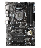 ASRock Z77 Pro4 Intel Z77 Mainboard ATX Sockel 1155   #34736