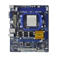 ASRock N68-VS3 UCC nForce 630a Mainboard Micro ATX Sockel...