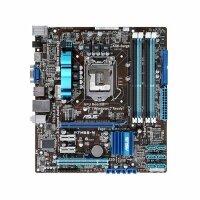 ASUS P7H55-M Intel H55 Mainboard Micro ATX Sockel 1156...