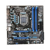 MSI P55M-GD45 MS-7588 Ver.1.0 Intel P55 Mainboard Micro...