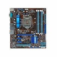 ASUS P7P55-M Intel P55 Mainboard Micro ATX Sockel 1156...