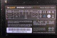 Be Quiet System Power 7 450W (BN143) ATX Netzteil 450...