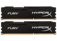 Kingston HyperX Fury 8 GB (2x4GB) HX316C10FB/4 DDR3-1600...