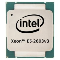 Intel Xeon E5-2603 v3 (6x 1.60GHz) SR20A CPU Sockel...