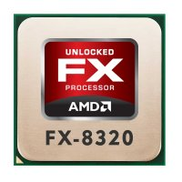AMD FX Series FX-8320 (8x 3.50GHz) FD8320FRW8KHK CPU...
