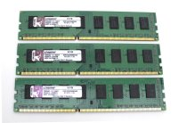 Kingston 6 GB (3x2GB) KVR1333D3N9K3/6G DDR3-1333...