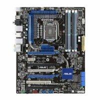 ASUS P7P55 WS Supercomputer Mainboard P55 NF200 ATX...