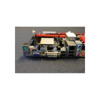 Biostar A780L3L Ver. 6.x AMD 760G Mainboard Micro ATX...