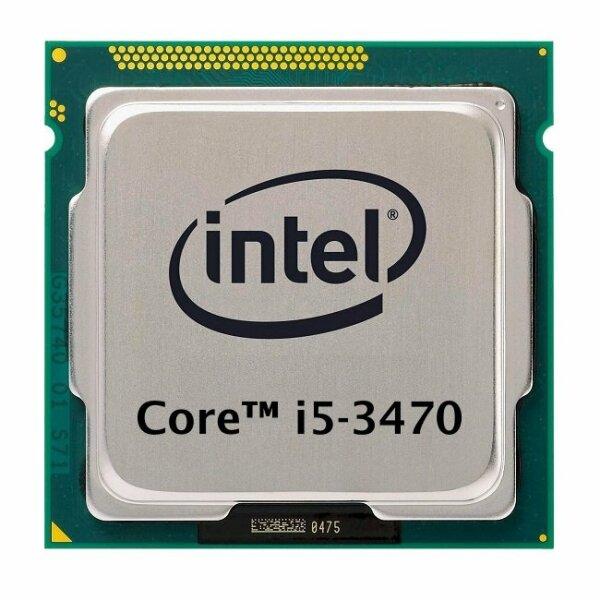 Intel Core i5-3470 (4x 3.20GHz) SR0T8 CPU Sockel 1155   #31174