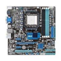 ASUS M4A88T-M AMD 880G Mainboard Micro ATX Sockel AM3...