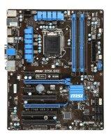MSI B75A-G43 MS-7758 Ver.2.1 Intel B75 Mainboard ATX...