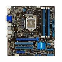 ASUS P8B75-M Intel B75 Mainboard Micro ATX Sockel 1155...