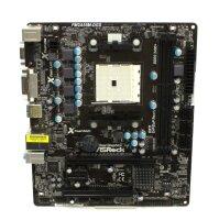 ASRock FM2A55M-DGS Rev.1.02 AMD 55FCH Micro ATX Sockel...