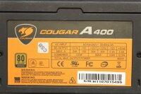 Cougar A400 80+ 400 Watt Netzteil   #42452