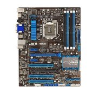 ASUS P8H77-V LE Intel H77 Mainboard ATX Sockel 1155   #34776