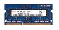 Hynix 2 GB (1x2GB) DDR3-1600 SO-DIMM PC3-12800S...