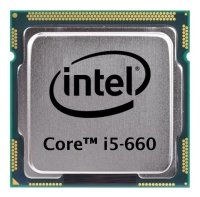 Intel Core i5-660 (2x 3.33GHz) SLBLV CPU Sockel 1156...
