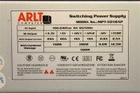 ARLT MPT-5018AP 500W 80+ 80 Plus 500 Watt   #71646