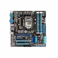 ASUS P7Q57-M DO Intel Q57 Mainboard Micro ATX Sockel 1156...