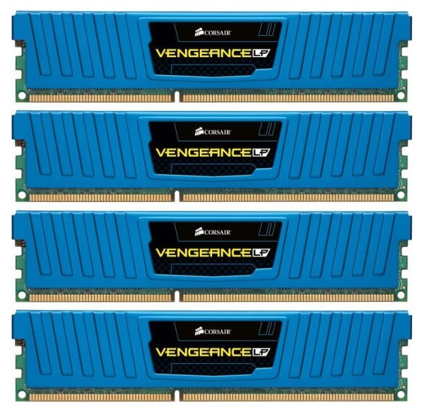 Corsair Vengeance 16 GB (4x4GB) CML16GX3M4A1600C9B DDR3-1600 PC3-12800   #38623