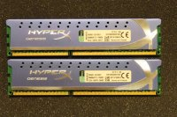 Kingston HyperX 8 GB (2x4GB) KHX1866C9D3K4/16GX Intel XMP...