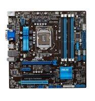 ASUS P8Z77-M Intel Z77 Mainboard Micro ATX Sockel 1155...
