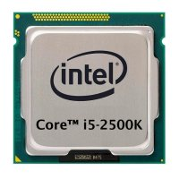 Intel Core i5-2500K (4x 3.30GHz) SR008 CPU Sockel 1155...
